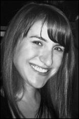 BioE graduate student Kimberly Ferlin.