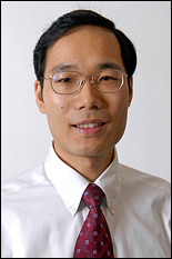 Fischell Department of Bioengineering assistant professor Yu Chen.