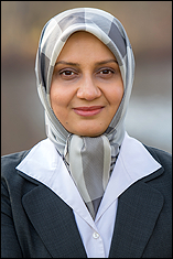 Dr. Zahra Mohaghegh