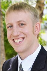 BioE graduate student Michael Wiederoder.