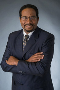 Dr. Darryll Pines, Dean of the Clark School of Engineering and Farvardin Professor of Aerospace Engineering