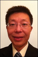 Associate Research Scientist Wei Hu.