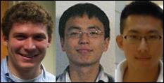 Kenny Mahan, Yong Sun, & Jingshi Meng