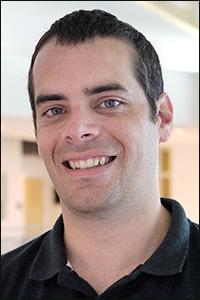 Assistant Professor Steve Jay.