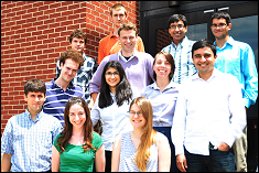 TREND 2013 and JQI Summer Research Participants