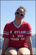 Department of Mechanical Engineering senior Haley Crock