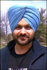 Aerospace Engineering graduate student Harinder Jit Singh