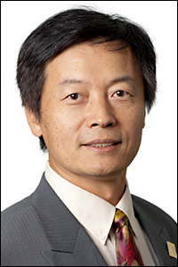 USC Mork Family Department of Chemical Engineering and Materials Science professor S. Joe Qin (Ph.D. '92, chemical engineering).