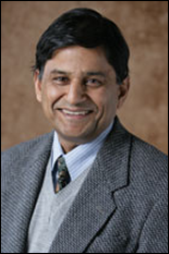 Distinguished University Professor Ashwani Gupta