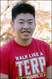 BioE junior Winston Liu, winner of a spring 2014 Whitaker International Undergraduate Scholarship. He will study bioenginering in Spain.