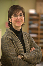 Allison Druin, Chief Futurist, UMD Division of Research