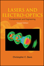 The textbook gives a detailed introduction to the basic physics and engineering of lasers, as well as covering the design and operational principles of a wide range of optical systems and electro-optic devices.