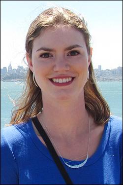 MSE graduate student Willa Freedman.