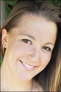 MSE graduate student Hanna Nilsson.