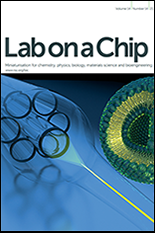 Lab on a Chip journal