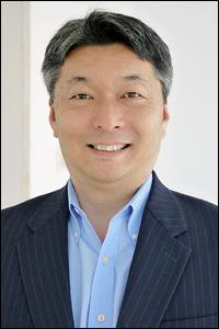 Professor Ichiro Takeuchi.