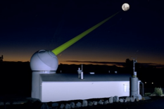 Electro Optic Systems' Mount Stromlo observatory. Photo: Electro Optic Systems