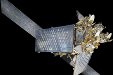 Iridium Communications said after both incidents that the two satellites that NASA assumes produced the debris are working fine and recorded no anomalies on either occasion. Credit: National Air and Space Museum