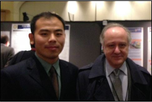 Mr. Yanshuo Sun and Dr. Paul Schonfeld