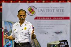 UMD UAS Test Site Hosts Fire / EMS UAS Summit | uas-test umd edu