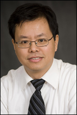 ECE alumnus, Jie Chen, worked in industry before becoming a professor at the University of Alberta.