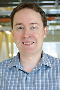 Associate Professor Jeffery Klauda.