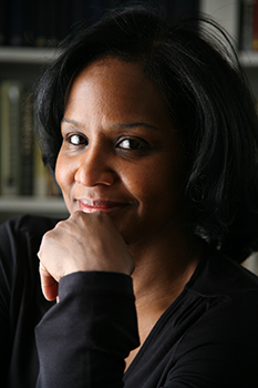 Professor Carol Espy-Wilson: MIT alumna, founder of Omni-Speech, Distinguished Scholar-Teacher at the University of Maryland.